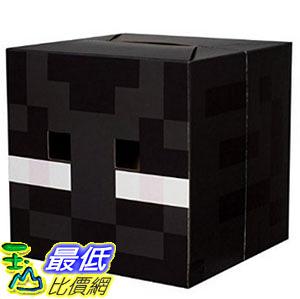 [美國直購] JINX 20064384 Minecraft 當個創世神 面具 Enderman Head Costume Mask