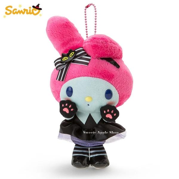 日本限定 美樂蒂 萬聖節 吊飾玩偶娃娃