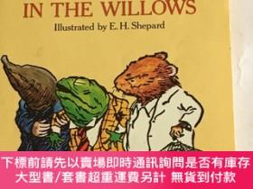 二手書博民逛書店【英文原版】The罕見Wind in the Willows 柳林風聲 Kenneth Grahame 肯尼斯•格