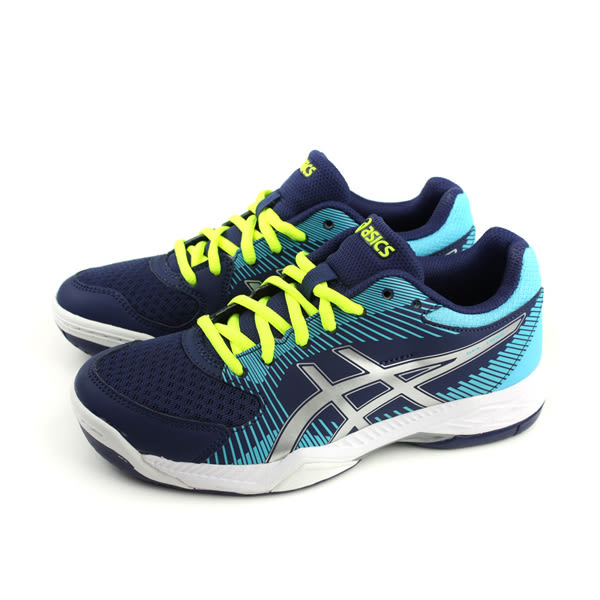 亞瑟士 ASICS GEL-TASK 運動鞋 羽排球鞋 深藍 女鞋 B754Y-400 no350