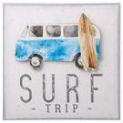 布質壁畫 3D Surf-Trip NI...