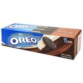 OREO奧利奧黑白巧克力夾心餅乾137g【康鄰超市】