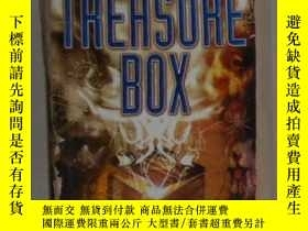 二手書博民逛書店英文原版罕見Treasure Box by Orson Scot