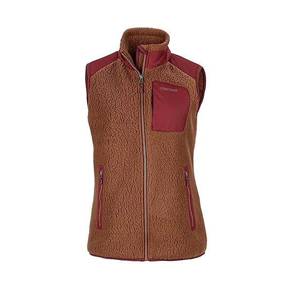 [Marmot] Wiley Vest (女) 保暖背心 深栗 (M89340-7532)