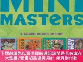 二手書博民逛書店Mini罕見Masters Boxed Set Board bookY454646 Julie Merberg