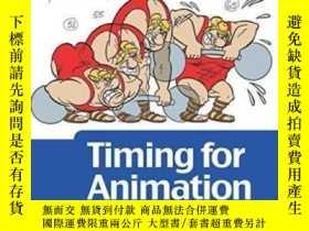 二手書博民逛書店Timing罕見For Animation, Second EditionY364682 Whitaker,