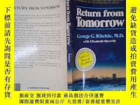 二手書博民逛書店Return罕見from Tomorrow(詳見圖)Y6583 Ritchie 詳見圖 出版1978