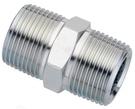 油壓內卜 3/ 8PT*1/ 8PT 油壓接頭 鐵接頭 鐵雙外牙 油管 油管接頭