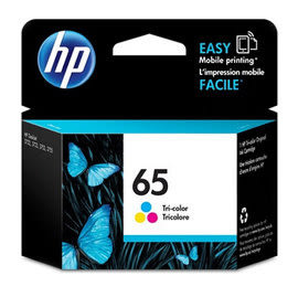 N9K01AA HP 65 彩色墨水匣 適用 HP DJ3720/3721