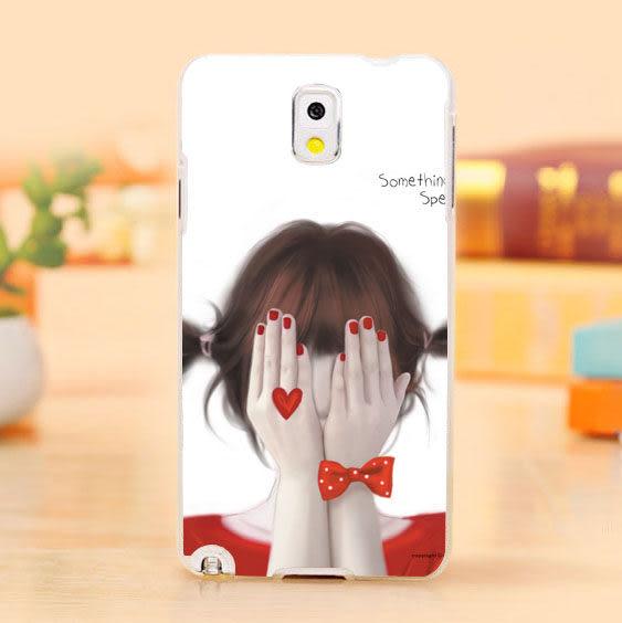 [ 機殼喵喵 ] 三星 Samsung i9600 Galaxy S5 手機殼 客製化 照片 外殼 全彩工藝 SZ040 害羞女孩