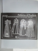 【書寶二手書T7/設計_RJA】Patterns of Fashion_1560-1620