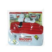 【震撼精品百貨】史奴比Peanuts Snoopy ~史努比 SNOOPY 車用面紙套(屋子)
