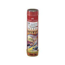 限量商品 Faber-Castell輝柏 115924 水性彩色鉛筆 24色 / 盒