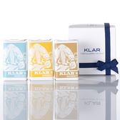 德國KLAR 大地,海鹽,人蔘豆腐皂禮盒 (K351241)