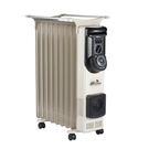 北方葉片式恆溫(9葉片)電暖器NR-09ZL