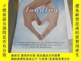二手書博民逛書店Landing罕見外文原版Y14465 emma donoghu