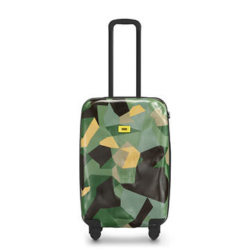 Crash Baggage Medium Trolley with 4 Wheels, Camo Limited 全球限量版 迷彩系列 衝擊 行李箱 中尺寸 25 吋