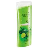AVON雅芳植萃 茶樹控油洗髮乳400ml