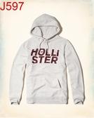 HCO Hollister Co. 男 當季最新現貨 帽T外套 AF J597