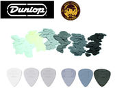 【小麥老師樂器館】PICK 彈片 44R Dunlop 尼龍 NYLON STANDARD 電吉他 4420【C69】