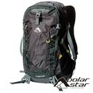 【PolarStar】透氣登山背包 45L『灰色』P20802 露營.戶外.旅遊.多隔間.登山背包.後背包.肩背包