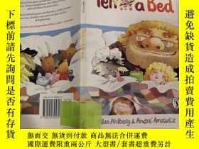 二手書博民逛書店ten罕見in a bed 十張床.Y200392