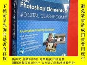 二手書博民逛書店Photoshop罕見Elements 9 Digit 【詳見圖