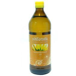 Naturate《德國納圖拉》有機高燃點葵花油 (750 ml/瓶)