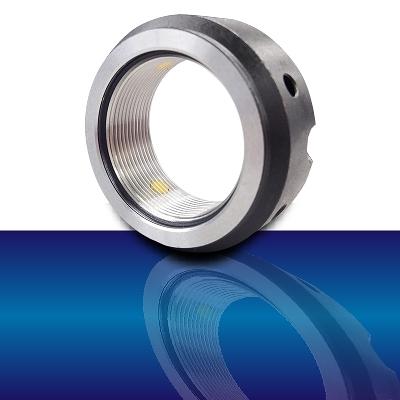 精密螺帽TMF系列 TMF25×1.5P 主軸用軸承固定/滾珠螺桿支撐軸承固定
