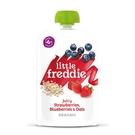 little freddie - 小皮有機莓果燕麥泥-6個月食用 145元
