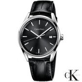 CalvinKlein  都會型男風格石英腕錶  K4M211C3