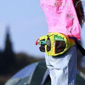運動腰包 北京森林戶外水壺腰包百搭抗撕裂小腰包進口面料純色花色男式女式 數碼人生