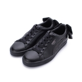 PUMA BASKET BOW ANIMAL 後蝴蝶結復古板鞋 黑 367828-02 女鞋