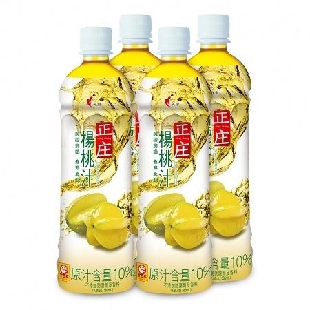 【免運】光泉正庄楊桃汁585ml(24瓶/箱)