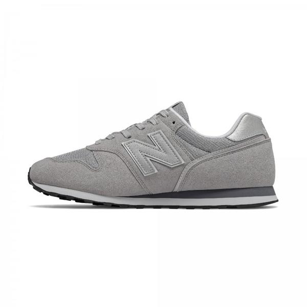 New Balance 男款灰復古慢跑鞋-NO.ML373CE2