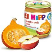 Hipp喜寶有 機南瓜蘋果泥 125gx 6罐 450元