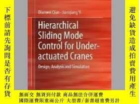 二手書博民逛書店Hierarchical罕見Sliding Mode Control for Under-actuated Cra