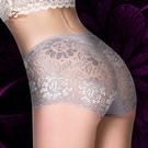 3條裝性 感透明蕾絲無痕大碼春夏褲頭中腰...