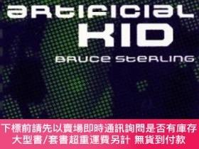 二手書博民逛書店The罕見Artificial KidY255174 Bruce Sterling Hardwired 出版
