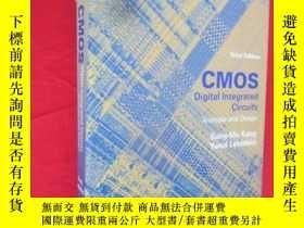 二手書博民逛書店CMOS罕見Digital Integrated Circuits:Analysis and Design (Th