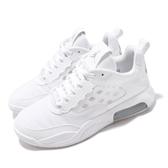 Nike 休閒鞋 Jordan Max 200 白 銀 男鞋 運動鞋 喬丹 【PUMP306】 CD6105-101