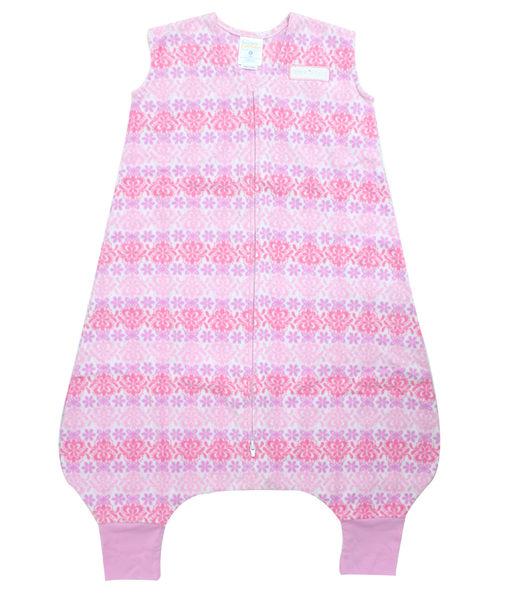 美國刷毛防踢睡袍: Pink Butterfly Ombre: 粉色圖騰: HL-0351-0352-0353