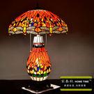 燈飾彩色玻璃蜻蜓...