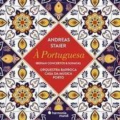 停看聽音響唱片】【CD】葡萄牙伊貝利亞協奏曲及奏鳴曲 安德里亞斯.史泰爾 大鍵琴