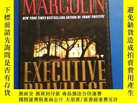 二手書博民逛書店PHILLIP罕見MARGOLIN EXECUTIVE PRIVILEGEY153720 PHILLIP