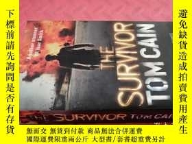 二手書博民逛書店【英文原版】The罕見Survivor( 如圖)Y25633 Tom Cain Corgi 出版2009