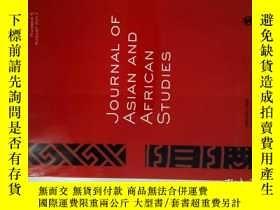 二手書博民逛書店Journal罕見of Asian and African Studies 08 2017 亞洲和非洲研究Y1
