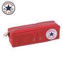 紅色款【日本正版】CONVERSE 筆袋 鉛筆盒 ALL STAR - 182964