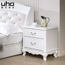 床邊櫃【UHO】溫妮莎歐風床頭櫃XJ20-A113-05