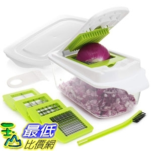 水果蔬菜切丁器 Onion Chopper Pro Vegetable Chopper Slicer Dicer Cutter Strongest 80% Heavier